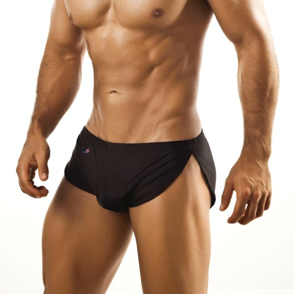 Joe Snyder Running Shorts 09 Black Sportswear