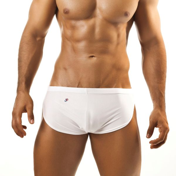 Joe Snyder Running Shorts 09 White Sportswear