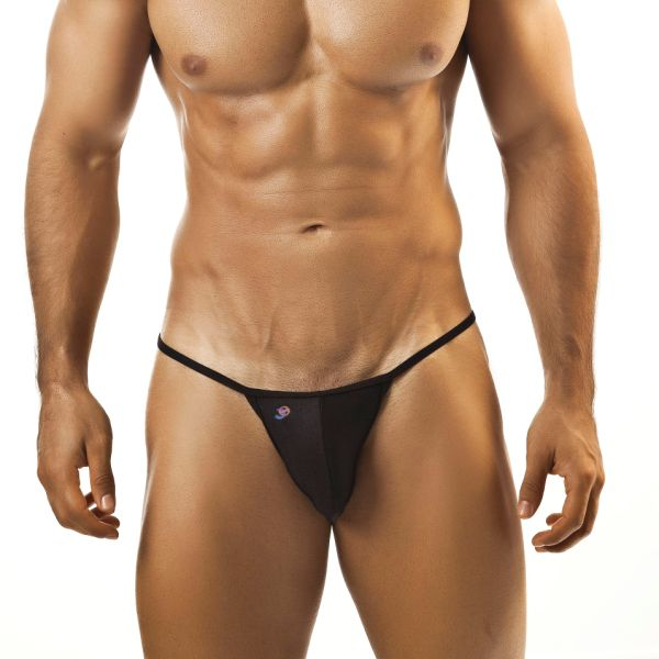 Joe Snyder Kini 12 Black Underwear & Swimwear