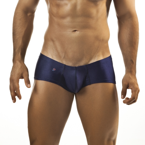 Joe Snyder Cheek Boxer Brief 13 Navy Underwear & Swimwear