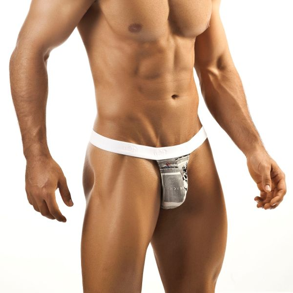 Joe Snyder Jock Thong 18 Journal Underwear & Swimwear