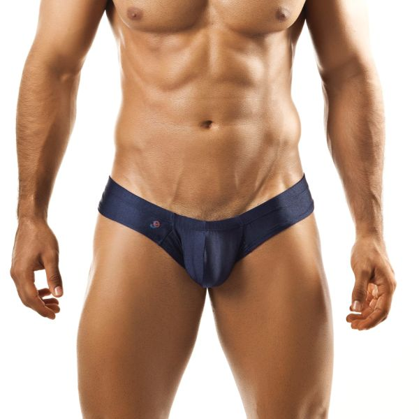 Joe Snyder Mini Cheek Boxer Brief 22 Navy Underwear & Swimwear