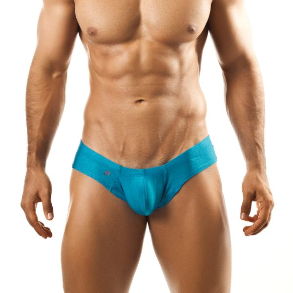 Joe Snyder Mini Cheek Boxer Brief 22 Turquoise Underwear & Swimwear