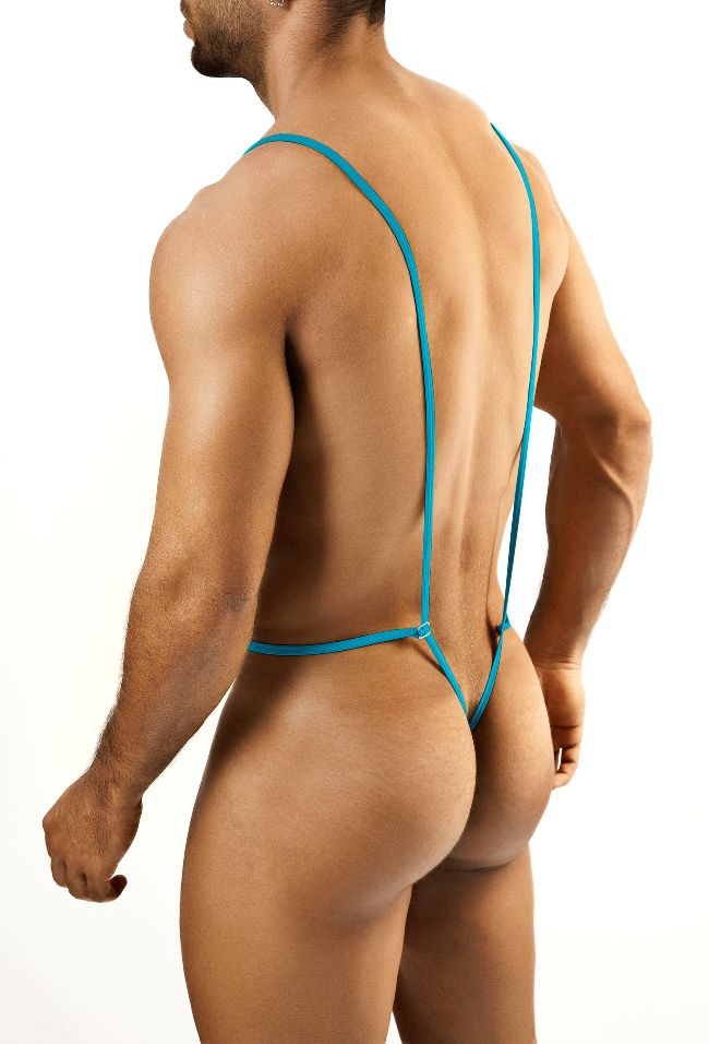 554b5a544 Joe Snyder Body Slingshot 27 Turquoise Bodysuit [27] : Buy Men's ...