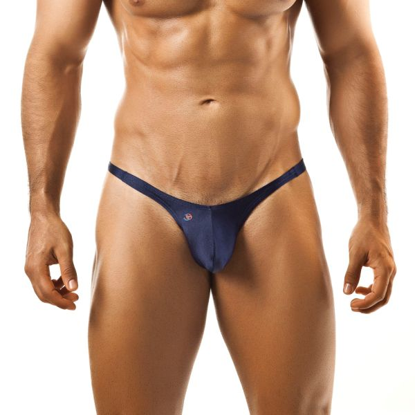 Joe Snyder Bulge Bikini BUL01 Navy Underwear & Swimwear