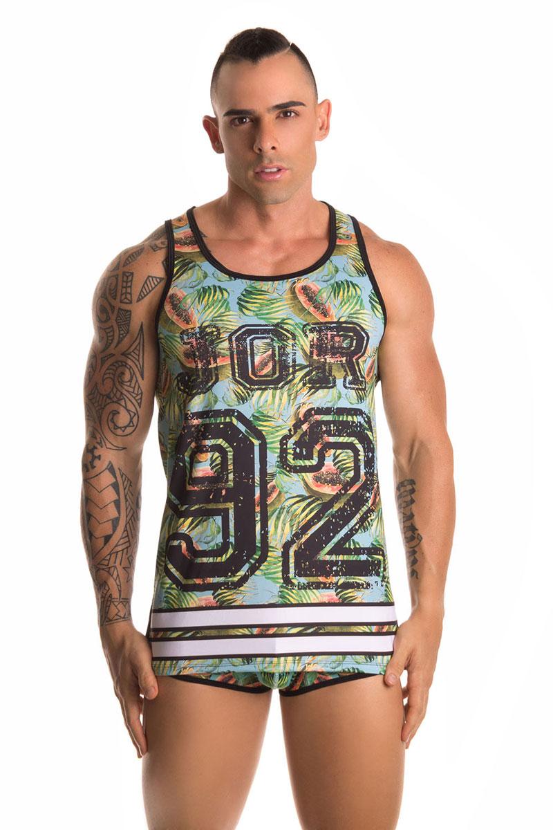 9d081e4bb441b3 Jor PAPAYA Tank Top T Shirt 0245  0245    Buy Men s Fashion Online ...