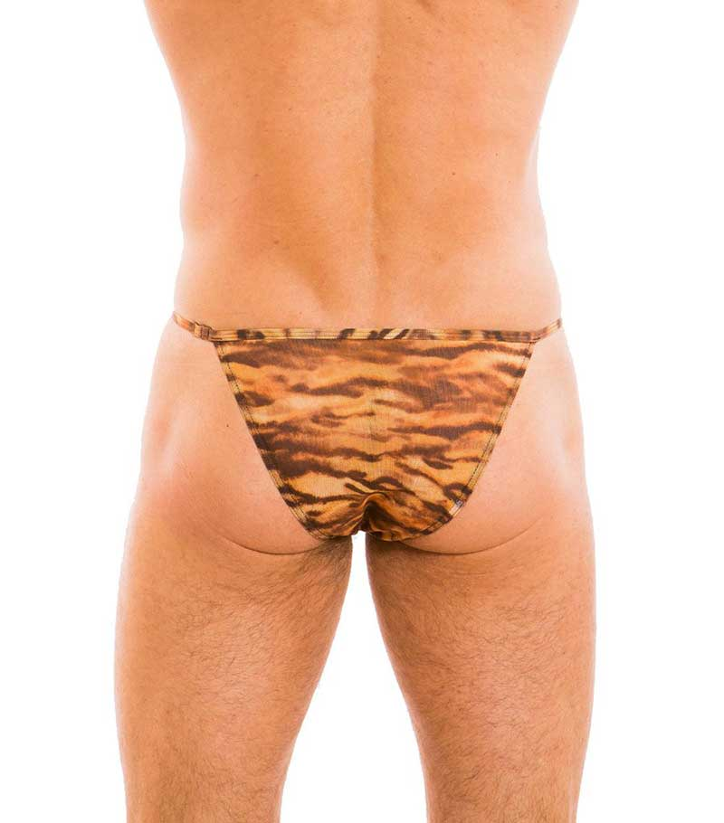 ece174fe60e Kiniki Sara Tan Through Tanga Bikini Swimwear SART [SART] : Buy ...