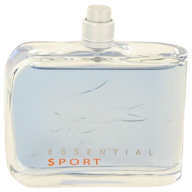 92eaad095ab Lacoste Essential Sport Eau De Toilette Spray (Tester) 4.2 oz / 124 mL  Fragrances