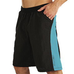 Litex Side Stripe Boardshorts Beachwear 76697