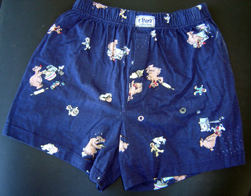 Lord Boxer Shorts Printed 143-2