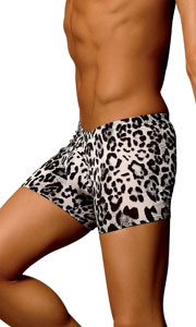 Male Power Anaconda Pouch Boxer Brief Underwear White 153-032 USA1