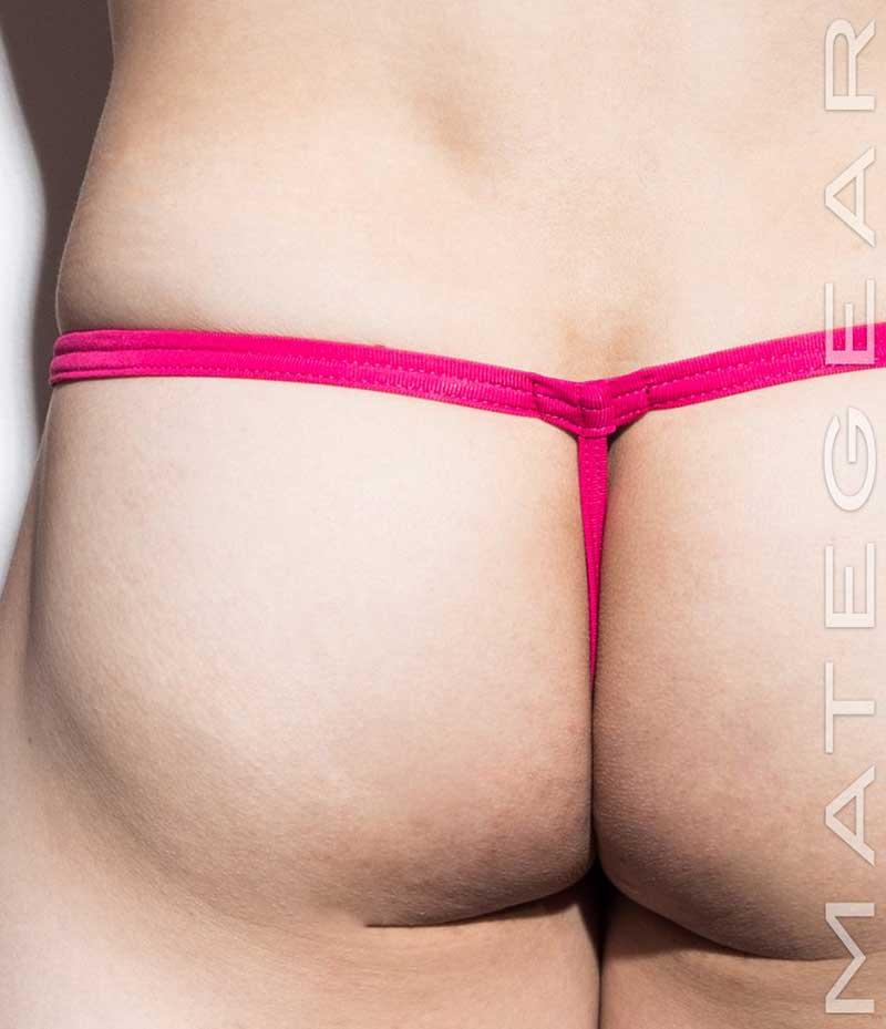 59dd3af95 Mategear Sa Yong Translucent Front Ultra Sexy Maximizer G String Underwear  Black 1660302