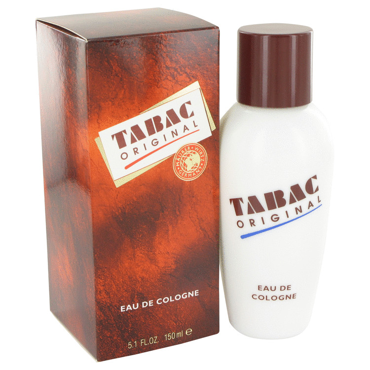 Maurer & Wirtz Tabac Cologne 5.1 oz / 150.82 mL Men's Fragra...