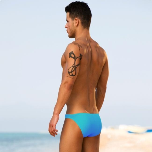 faf94ff774 Modus Vivendi Super Low Cut Bikini Swimwear Aqua S1315 [S1315] : Buy ...