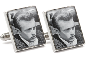 Mousie Bean Photo Cufflinks James Dean 1260-1