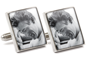 Mousie Bean Photo Cufflinks James Dean 1260-2