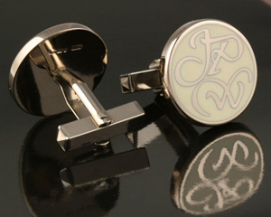 Mousie Bean Custom Cufflinks Imagination