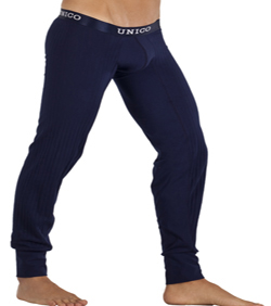 Mundo Unico Long John Underwear Navy 19411-A12