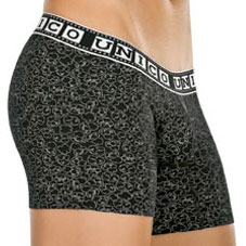 "Mundo Unico Popcorn 10"" Boxer Brief Black 29101-I99"