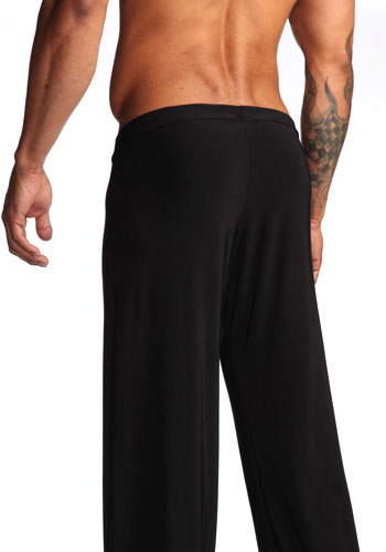 N2N Bodywear Dream Pants Loungewear Black L6
