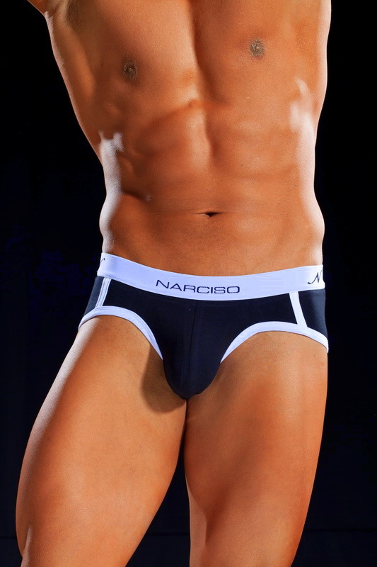 Narciso Brief Underwear ZULMA 08 BLACK
