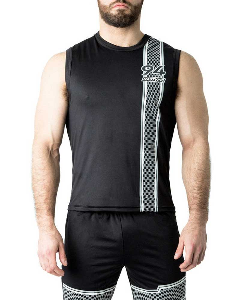 Nasty Pig Reflector Muscle Top T Shirt