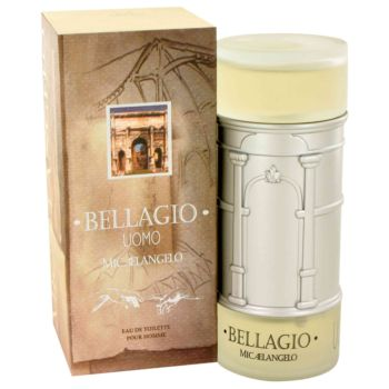 Parlux Bellagio Eau De Toilette Spray 3.4 oz / 100.55 mL Men's Fragrance 417387