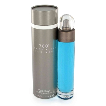 Perry Ellis 360 Eau De Toilette Spray 3.4 oz / 100.55 mL Men's Fragrance 400482
