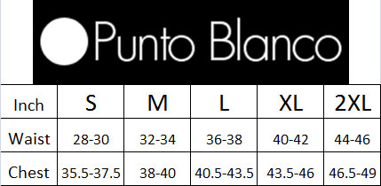 Punto Blanco Challenge Cyclist Long Boxer Brief Underwear Black ...