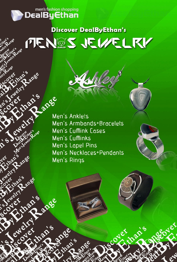 Men's Jewelry at DealByEthan