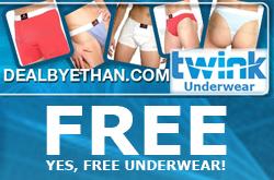 Free Men's Underwear