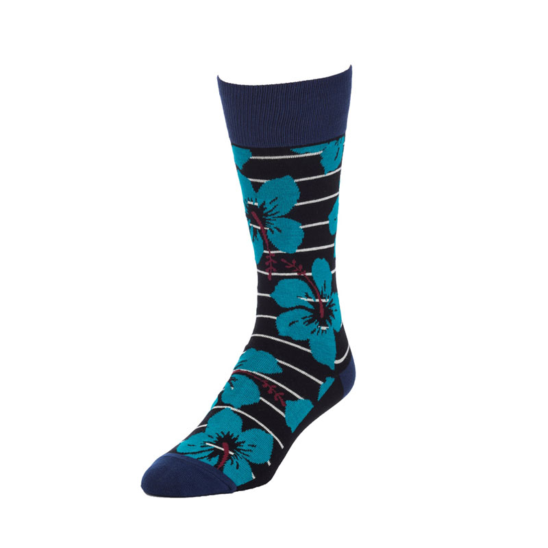 Strollegant ESCAPE Crew Socks Black