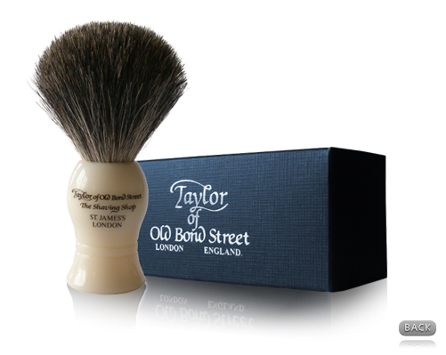 Taylor Of Old Bond Street Grooming Best Badger Shaving Brush