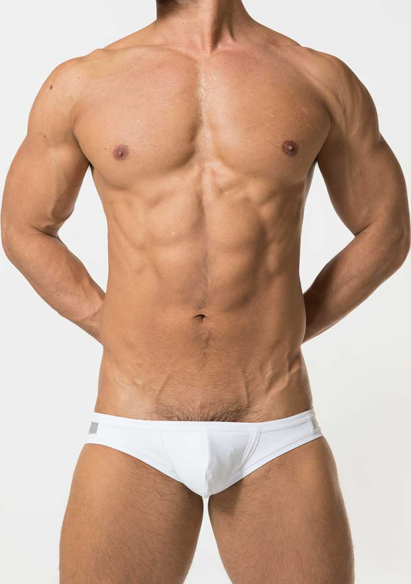 ace4e56b6f Toot Binder Cup Bikini Swimwear White SW70H318 [SW70H318] : Buy ...