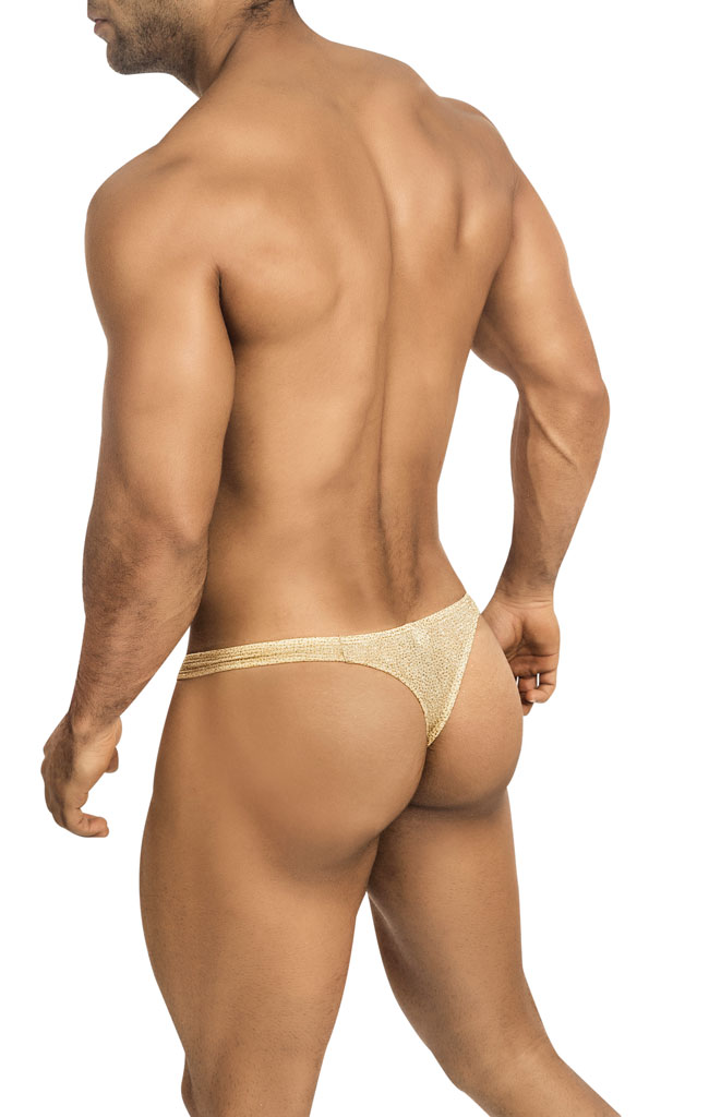 98e1a0e8a16e Vuthy Glitter Erotic wear G String Underwear Gold 448 [448] : Buy ...